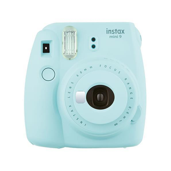 Fujifilm INSTAX MINI 9 ICE BLUE KIT 20 FOTOCAMERE ANALOGICHE