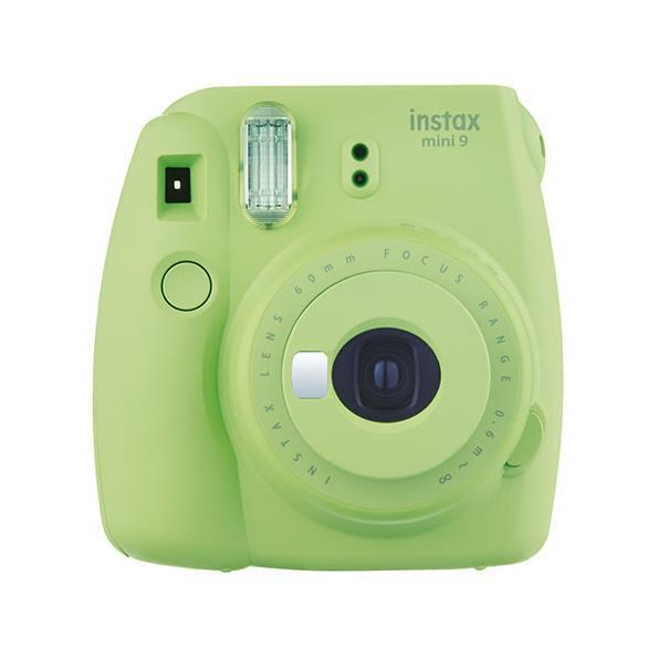 Fujifilm INSTAX MINI 9 LIME GREEN KIT 10BAG FOTOCAMERE ANALOGICHE