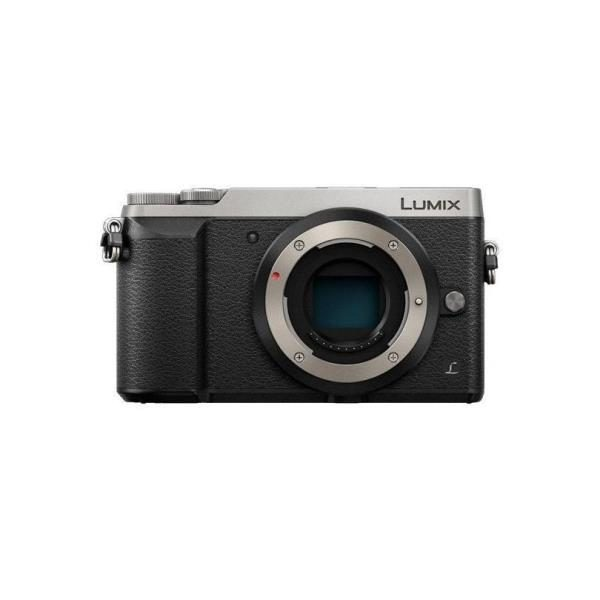Panasonic GX80 BODY SILVER FOTOCAMERE DIGITALI MIRRORLESS