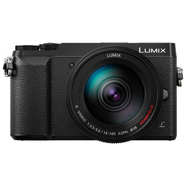 Panasonic GX80  14140 MM / F3556 ASPH FOTOCAMERE DIGITALI MIRRORLESS