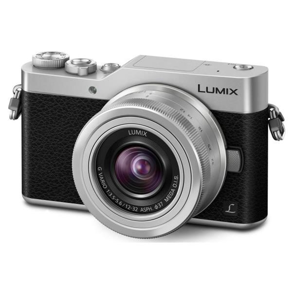 Panasonic GX800 1232 MM SILVER FOTOCAMERE DIGITALI MIRRORLESS