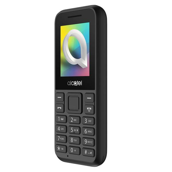 Alcatel ALCATEL OT 1066 BLACK