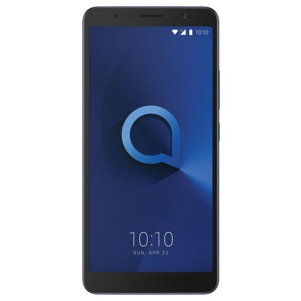 Alcatel 3C METALLIC BLUE 6 3G SMARTPHONE / PDA PHONE