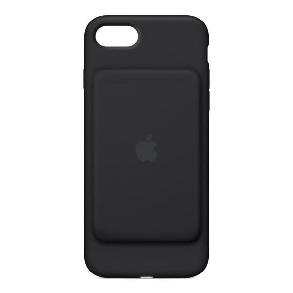 Apple IPHONE 7 SM BATTERY CASE BLACK