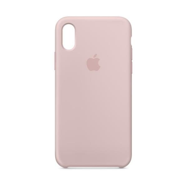 Apple IPHONE X SLC CASE  PINK SAND