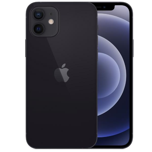 Apple IPHONE 12 BLACK 64GB