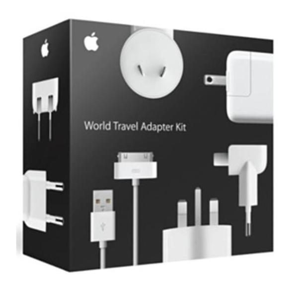 Apple APPLE WORLD TRAVEL ADAPTER KIT