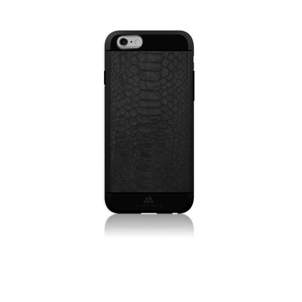 Black Rock LEATHER COVER IPHONE 6S/6 BLACK