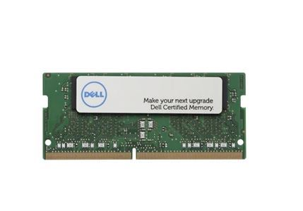 Dell Technologies 4GB  1RX16 DDR4 SODIMM 2666MHZ
