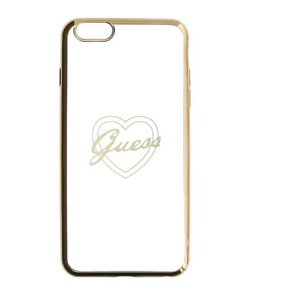 Guess GUESS COVER IPHONE 6S/6 GOLD