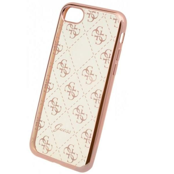 Guess GUESS COVER IPHONE 8/7 GOLD