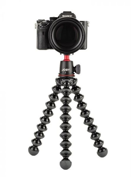 Joby KIT GORILLAPOD 3K DI COLORE NERO Supporti Foto/Video