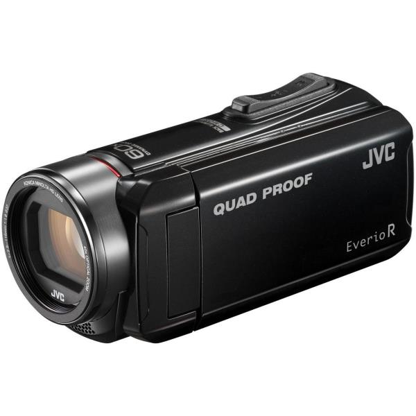 JVC GZR401BEU FULL HD QUAD PROOF VIDEOCAMERE