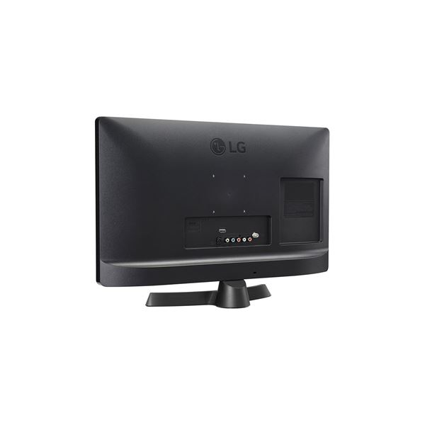 LG MONITOR TV 24 HD READY TIVSAT NERO