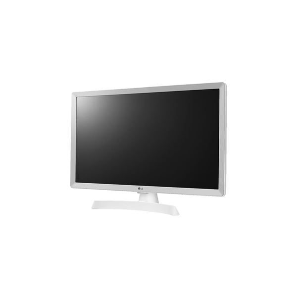 LG MONITOR TV 24 HD READY TVSAT BIANCO Monitor TV