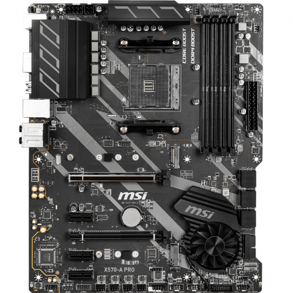 MSI 570A PRO MOTHERBOARD
