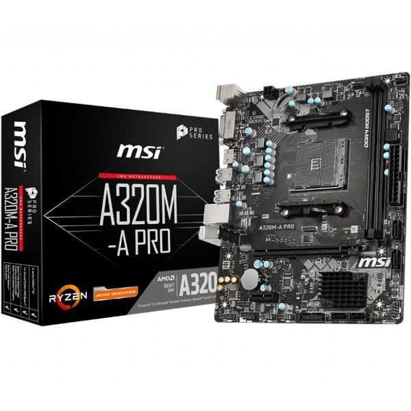 MSI MAINBOARD A320MA PRO MOTHERBOARD