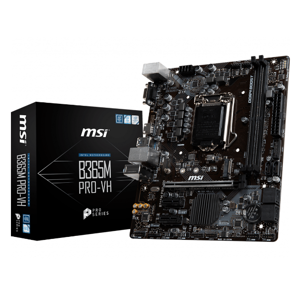 MSI MAINBOARD B365M PROVH MOTHERBOARD