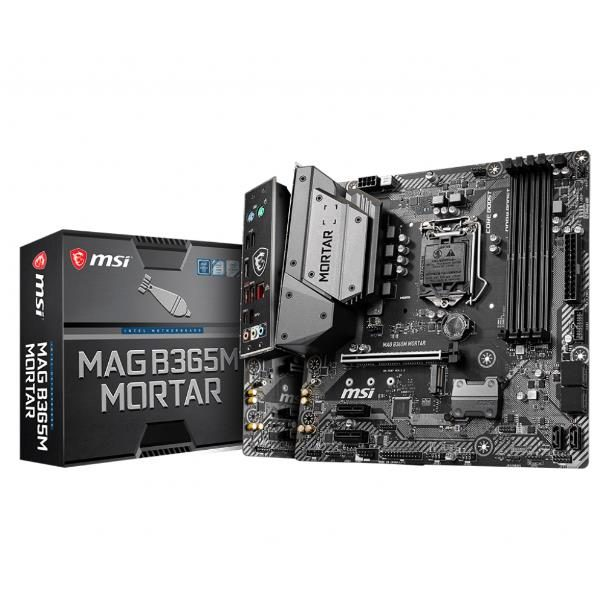 MSI MAINBOARD B365M MORTAR MOTHERBOARD
