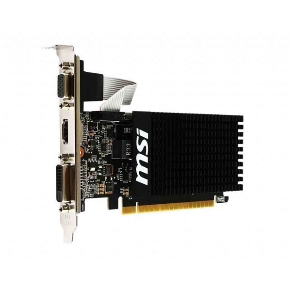 MSI MSI GEFORCE GT 710 1GD3H LP
