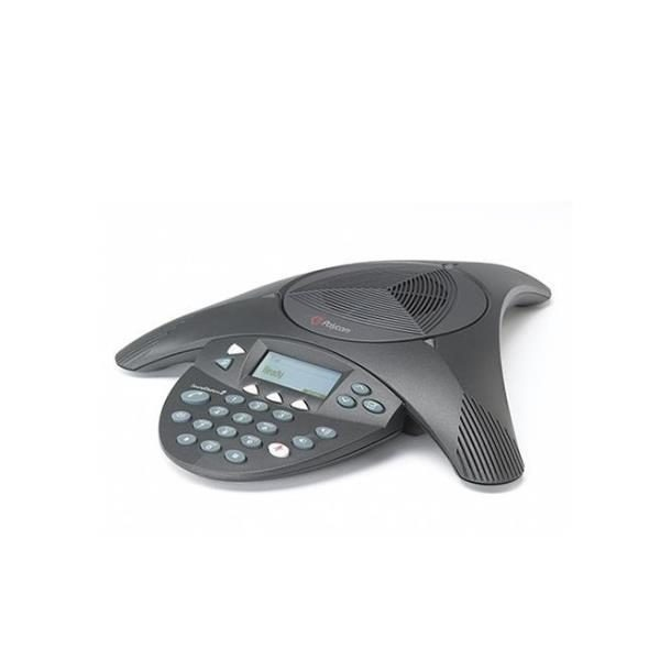 Polycom SOUNDSTATION2 ESPANDIBILE C/DISPLAY SISTEMI DI AUDIOCONFERENZA