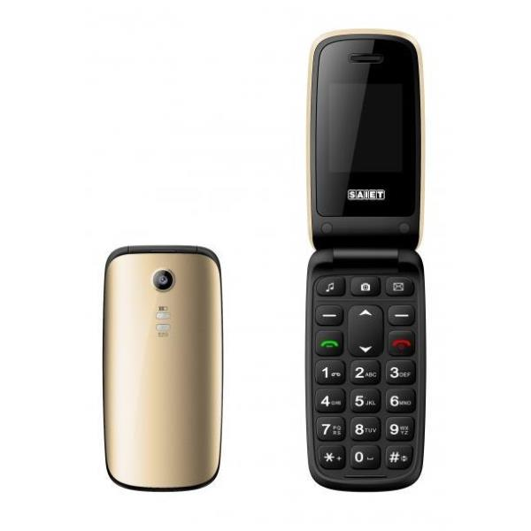 Saiet SAIET LIKE STMC10 GOLD TELEFONI CELLULARI