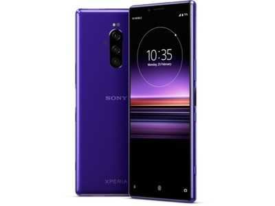 Sony SONY XPERIA 1 PURPLE