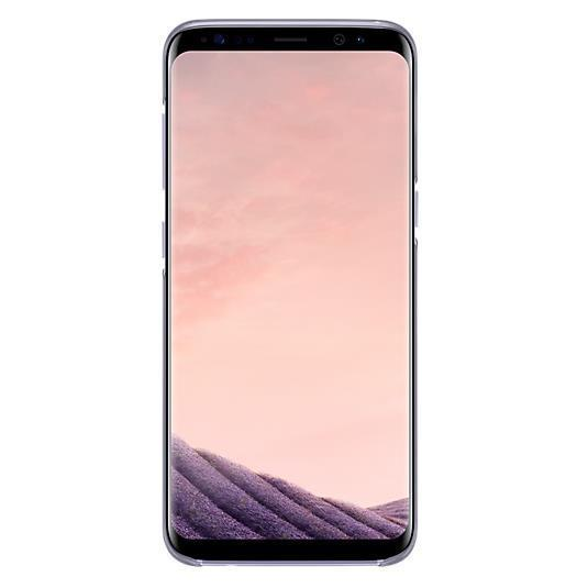 Samsung CLEAR COVER VIOLET S8