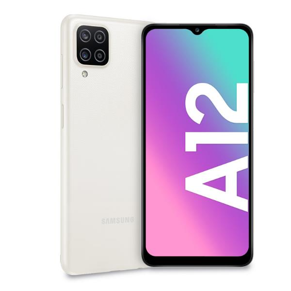 Samsung GALAXY A12 128GB WHITE