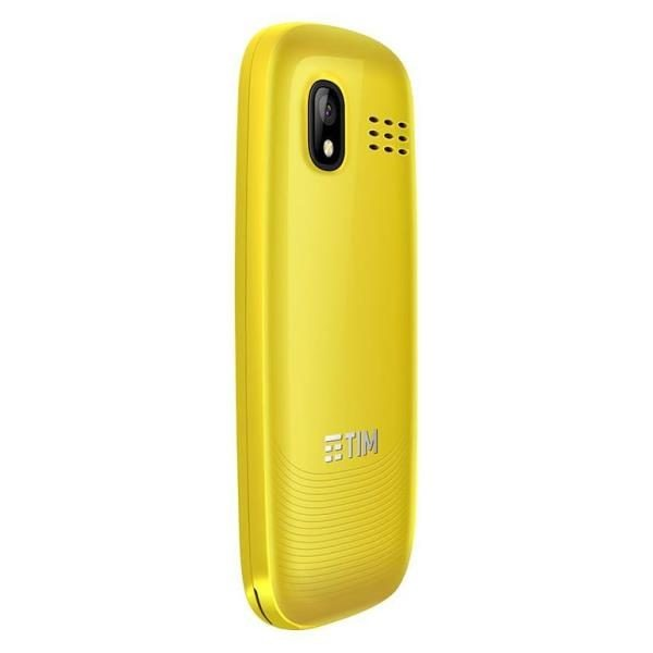 TIM TIM EASY 4G GIALLO SMARTPHONE / PDA PHONE