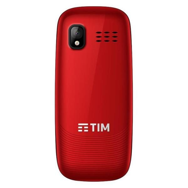 TIM TIM EASY 4G ROSSO SMARTPHONE / PDA PHONE