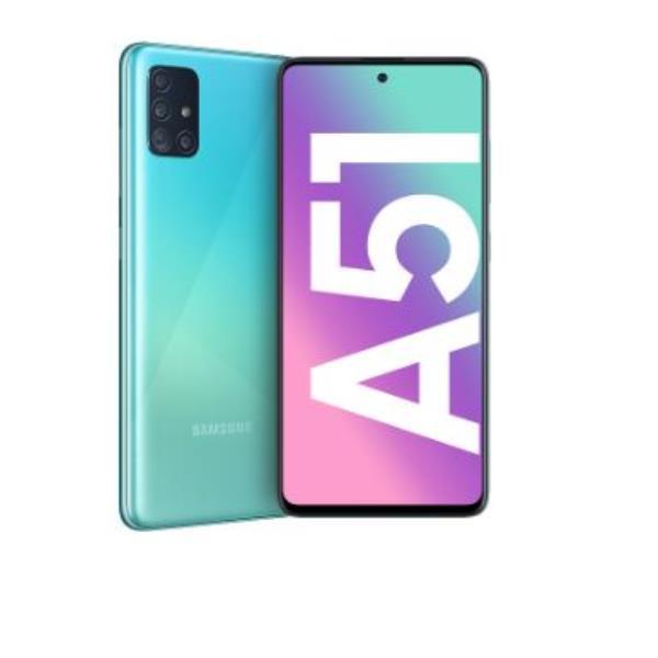 TIM GALAXY A51 PRISM CRUSH BLUE TIM