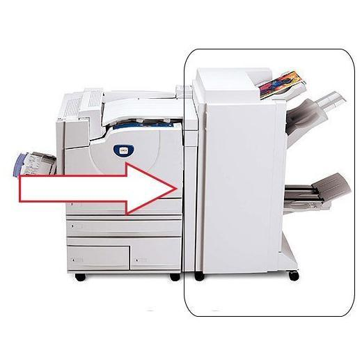 Xerox ADVANCED OFFICE FINISHER PHASER7760