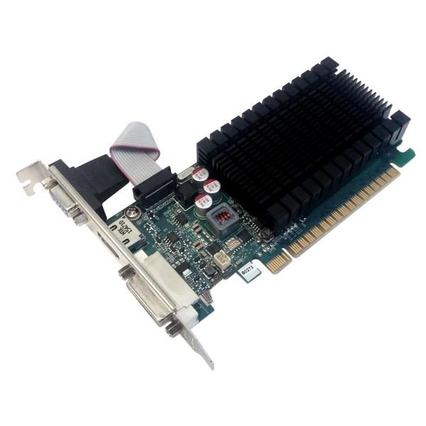 PNY NVIDIA GEFORCE GT 710 1GB DDR3 SCHEDE GRAFICHE